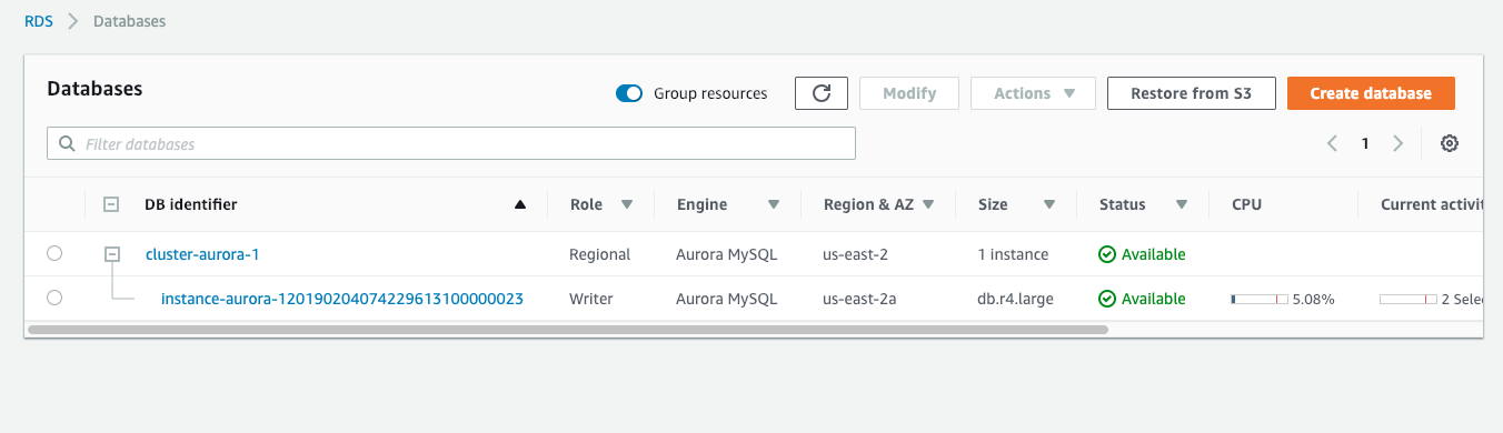 Database as a Service on AWS RDS - VMware Solution Exchange