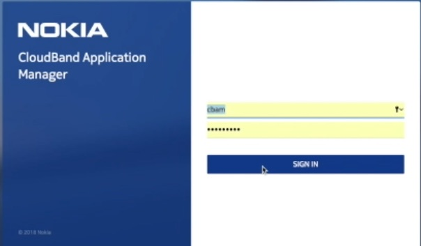 Nokia CloudBand Application Manager - VMware Solution Exchange