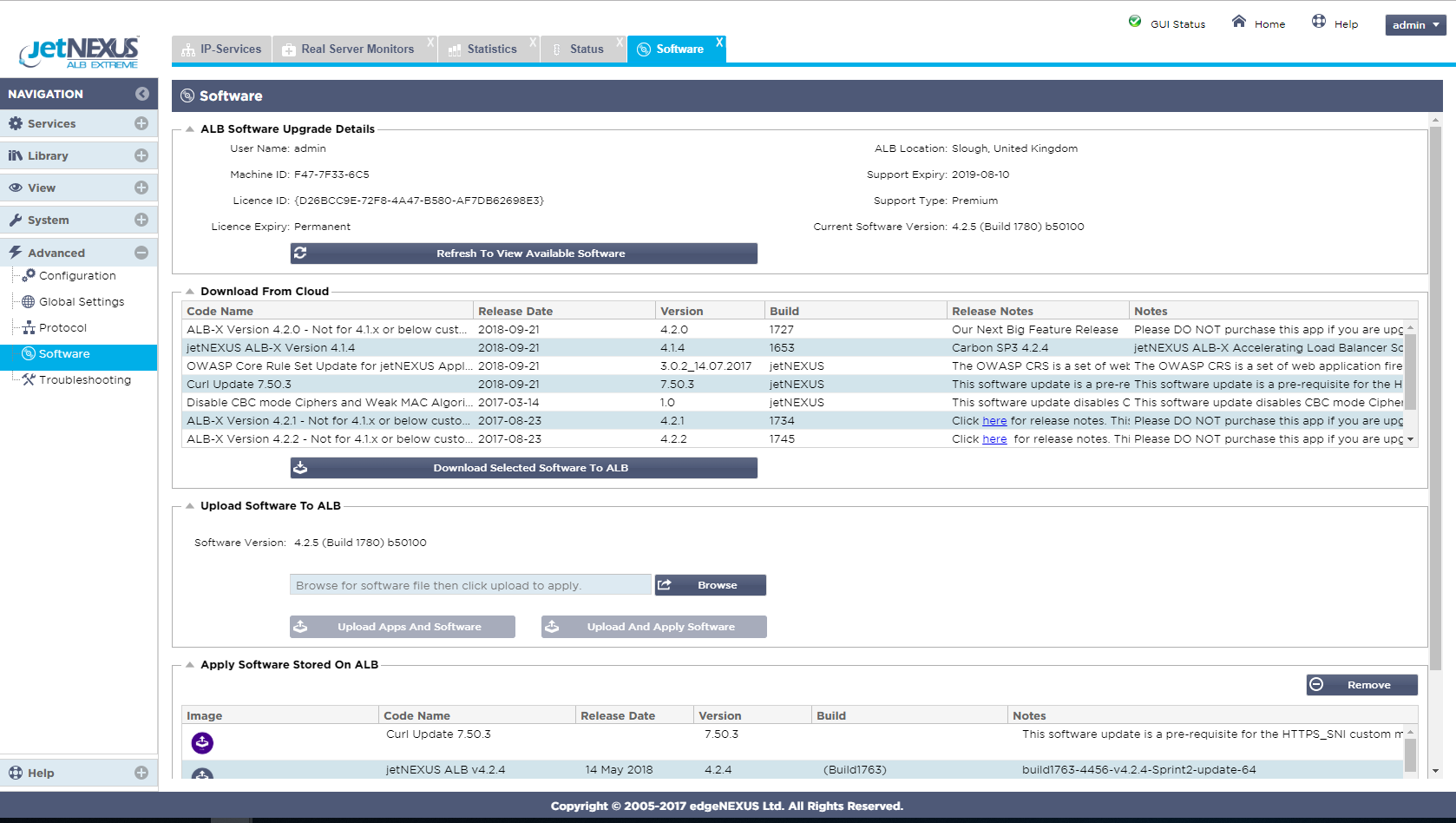 Load balancer /ADC for VMware Cloud on AWS - VMware Solution