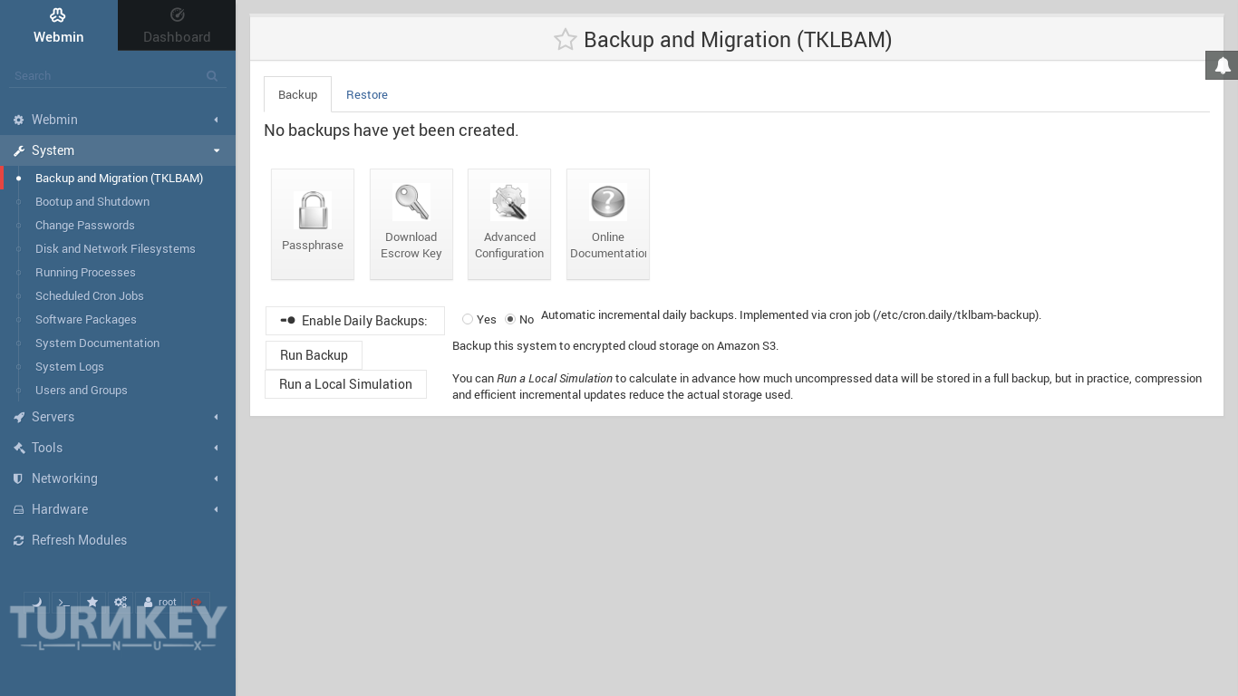 TurnKey Domain Controller Appliance - VMware Solution Exchange
